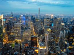Vistas de New York desde el Empire State